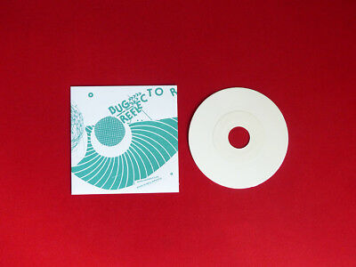 "Reflector / Bug - 7"" Split-Single white wax (green) 1st press pungent stench sob"