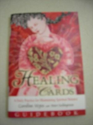 Healing Cards by Caroline Myss and Peter Occhiogrosso