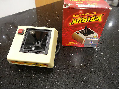 KRAFT Premium Joystick Apple II / IBM PC / Apple IIe / TRS-80