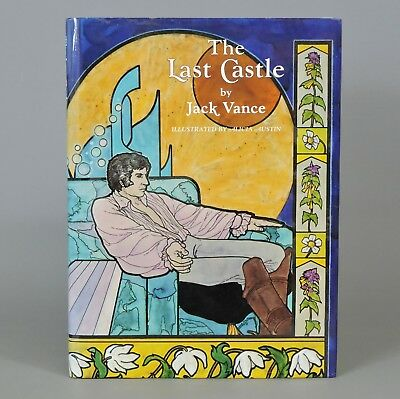 The Last Castle by Jack Vance - 1980 First Hardcover Edition - Alicia Austin