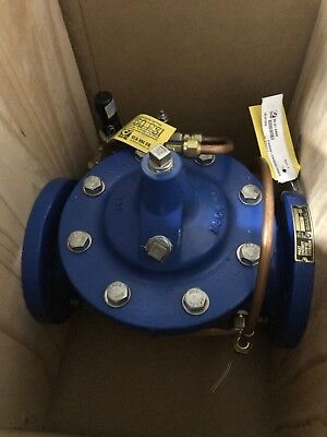 "3"" Cla-val Pressure Reducing Valve Model 90-01AS Flanged CL150 90-01"