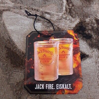 jack daniels fire tag from Germany