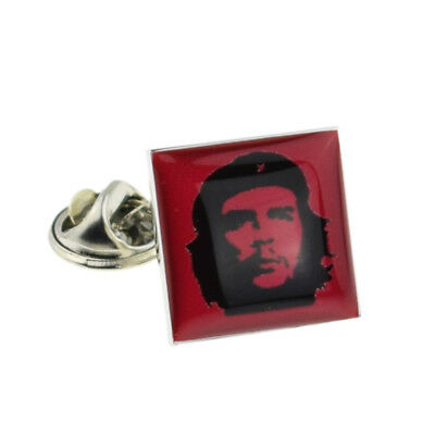 Che Guevara Red Iconic Image Lapel Pin Badge - XOMTP229