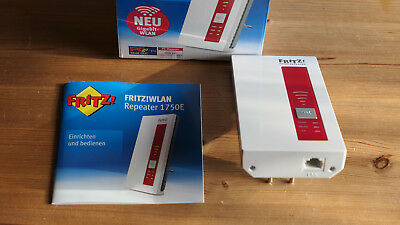 AVM FRITZ!WLAN Repeater 1750E WLAN Repeater
