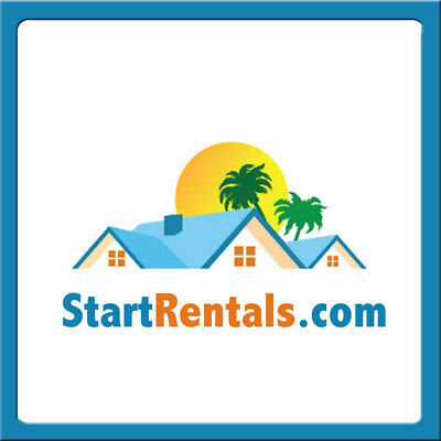 StartRentals.com PREMIUM Rentals/Vacation/Real Estate/Home/House Domain Name NR