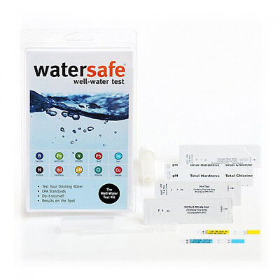 Water safe Well Water Test Kit