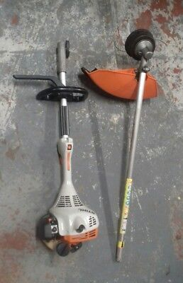 Very clean Stihl KM55 Combi Kombi Power Unit with strimmer