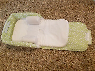 Snuggle Nest Baby Delight Infant Sleeper Portable Bed in a Bag Cosleeper