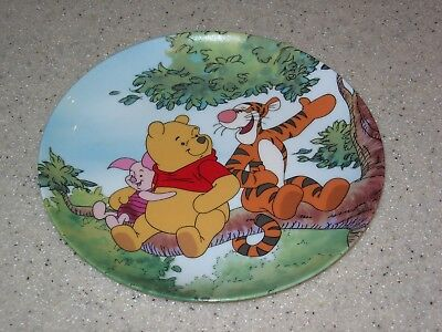 """Winnie The Pooh Plate #2   """"tree Top Trio""""    Fun In The 100 Acre Woods"""