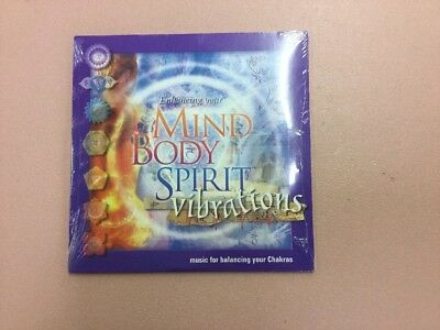 Enhancing Your Mind Body Spirit - Vibrations, Music For Balancing Your Chakras