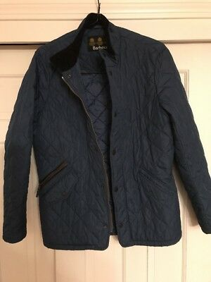 Barbour Mens Quilted Jacket S