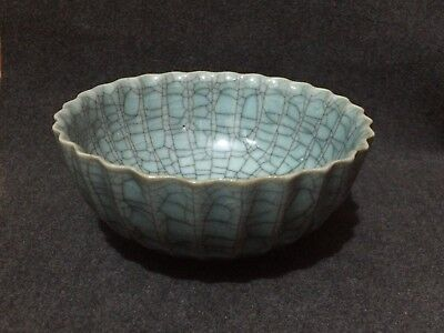 Chinese Song Dynasty Ge/Ge type ware bowl