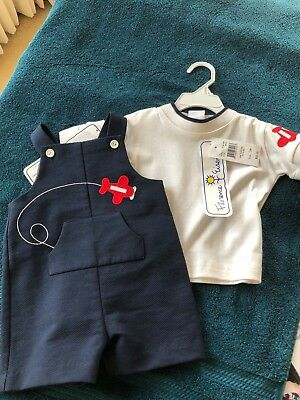 Florence Eiseman Boy's Short All New With Tags