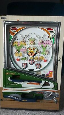 "Very Nice Vintage 1975 Daiichi ""Cappa"" New Vanguard Pachinko Machine"