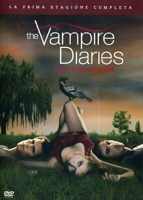 Warner Home Video dvd Vampire Diaries (the) - Stagione 01 (5 Dvd) tv - Serie
