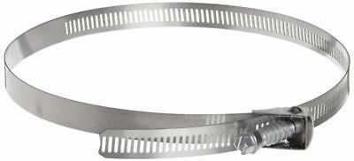 LS128 Stainless Steel 301 LS Style Quick Release Worm-Drive Clamp