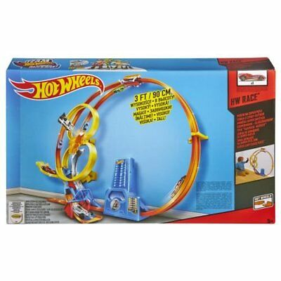 HOT WHEELS Race PISTA SUPERLOOP CKC01