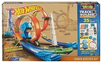 HOT WHEELS Power Booster Kit Super Vertigo KIT CONNESSIONI VINCENTI DGD30