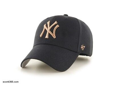 NEW YORK CAPPELLINO  47 MVP Metallic New York Yankees 0eefbc4c7639
