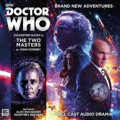 The Two Masters by John Dorney (CD-Audio, 2016)