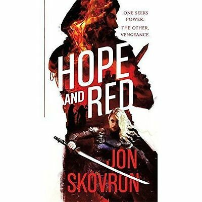 Hope and Red by Jon Skovron (Paperback, 2016)