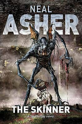 The Skinner by Neal Asher (Paperback, 2009)