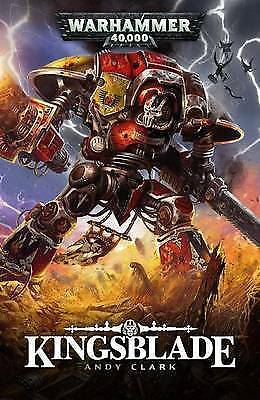 Kingsblade by Andy Clark (Paperback, 2017)