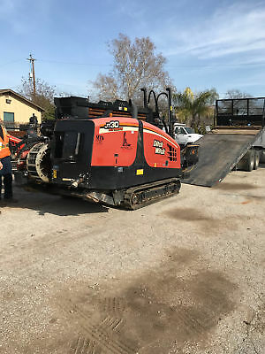 2014 Ditch Witch JT30 All Terrain Directional Boring Machine