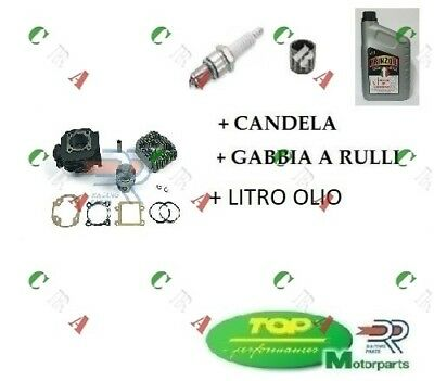 (P)Kt00088 Gruppo Termico Cilindro Dr 70Cc D.47 Per MbkBooster50 2T1999