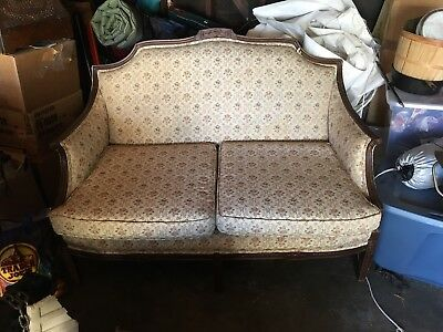 antique vintage sofa couch