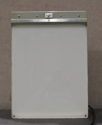 General Electric 11FV1 X-Ray View Box