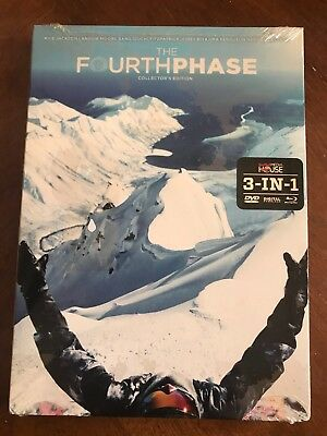 The Fourth Phase DVD Blu-Ray Digital Download Collector's Edition