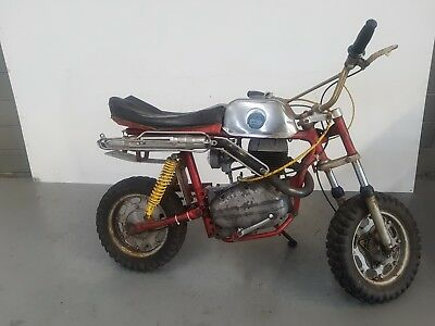 "Benelli ""SUPER RARE"" Volcano 180cc Road mini bike."