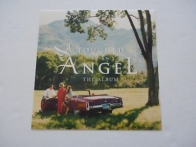 Touching By An Angel Grant Wynonna Dion Promo LP Record Photo Flat 12x12 Poster