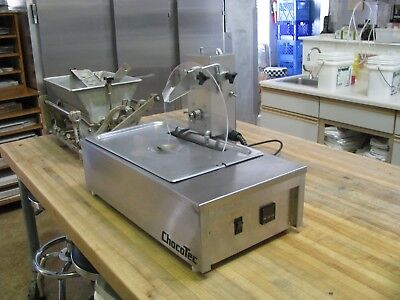Chocotec CT-20 Commercial Chocolate Tempering Heating Unit.