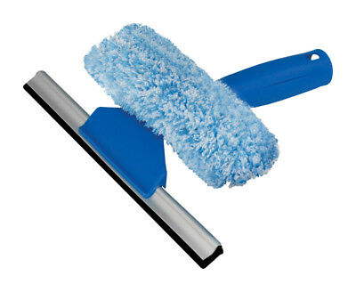 Unger Professional  6 in. Plastic  Window Squeegee/Scrubber