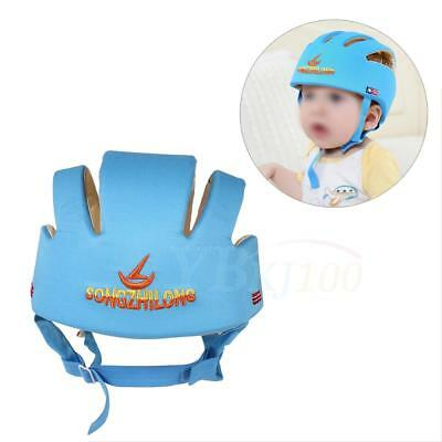 Baby Safety Helmet Head Protection Toddler Kids Adjustable Head Soft Guard Cap