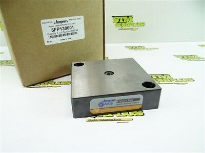 New Jergens 5 Axis Fixture Pro Quick Change System Base Plate