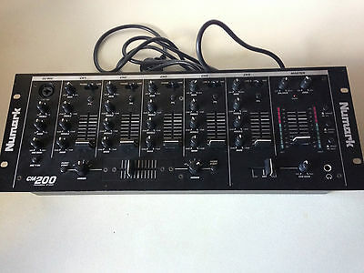 NUMARK CM200 Stereo 5 channel DJ Mixer Ex Cond! TO CLEAR !!!!!!!!