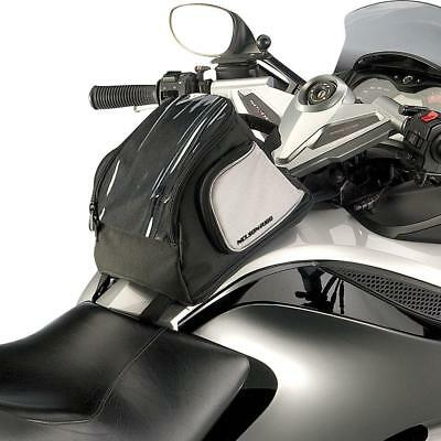 Nelson Rigg Can-Am Spyder expandable strap on mount tank bag tankbag 12.59/16.52