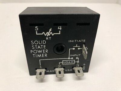 Entrelec Solid State Timer THC410.1A