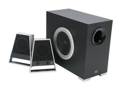 Altec Lansing VS2621 Speakers And Subwoofer 2.1 System Brand new RRP $95AUD