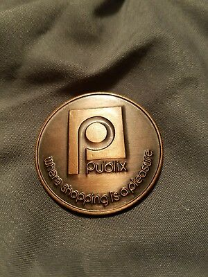 You Make the Difference Publix Coin