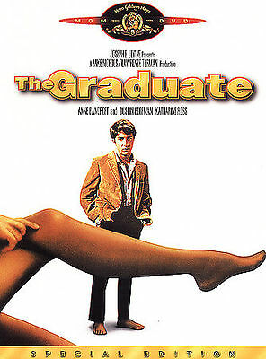 The Graduate (DVD, 1999, Special Edition Contemporary Classics) Brand New