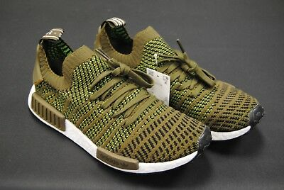Cq2389 New Men S Adidas Originals Nmd R1 Stlt Pk Primeknit Trace