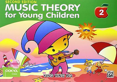 Music Theory For Young Children: Book 2 by Ying Ying Ng