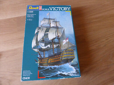 Revell H.M.S. Victory scale 1:225