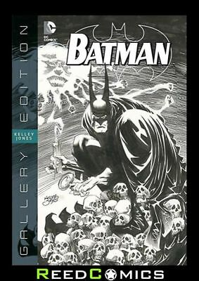 BATMAN KELLEY JONES GALLERY EDITION HARDCOVER New Boxed Sealed Artist Hardback