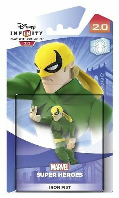 Disney Infinity 2.0 Figures Iron Fist Heroes Xbox One Wii Ps3 Ps4