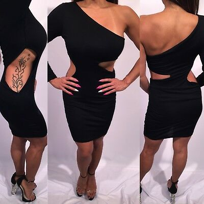 Connie's Cute Used Black Cocktail dress   Size  S